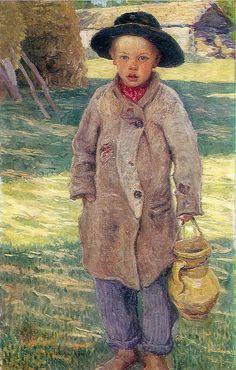 Country Boy Nikolay Bogdanov-Belsky