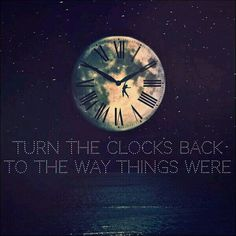 """""""Turn the clocks back to the way things were..."""" Eraser song lyrics by Coheed and Cambria. 3rd single off the new album The Color Before the Sun"""