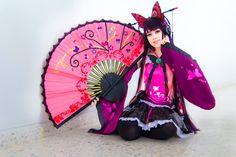 WAY vocaloid China cosplay