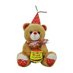 Oso Cumpleaños Gabi Toy cod, 1482 http://www.teexpresamoscs.com/portal/index.php?page=shop.product_details=flypage.tpl_id=1253_id=111=com_virtuemart=1 $ 18.450 al por mayor