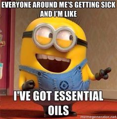 I love young living essential oils!!!