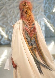 #Wella Trend SS 2014 #UrbanNative. A new tribe of people with a relaxed energy and natural grace have de-cluttered, slowed down and combined nature and city life...