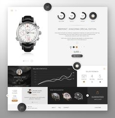Watch it - Concept on Behance