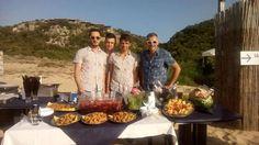 Goditevi l'aperitivo in Spiaggia a Capo Ceraso, tutti i sabati dalle 18