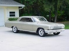 62 Impala SS Gorgeous....Brought to you by #House of #Insurance #EugeneOregon