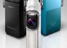 Sony's first waterproof handycam