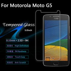for Motorola Moto G5 Plus XT1672 XT1676 XT1687 Tempered Glass Screen Protector Film for Motorola Moto G4 Plus Play E3 Power