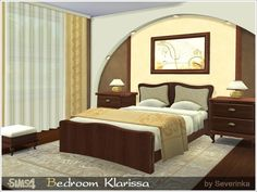 Severinka_'s Bedroom Klarissa