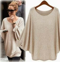 Lauren Conrad oversized sweater for fall fashion - definitely want one of these!!!!!!