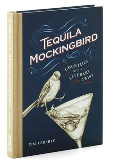 Tequila Mockingbird - Multi, Vintage Inspired, Quirky, Good, Best Seller, Hostess, Guys, WPI, Scholastic/Collegiate, Food, Top Rated, Gals, ...