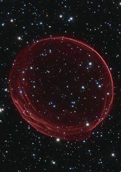 Supernova Bubble