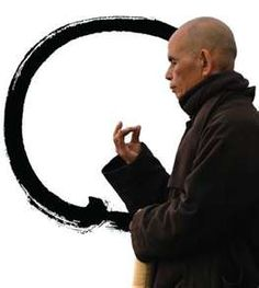 Studied with Zen Master Thich Nhat Hanh in Plum Village Monastery for 2 years learning the art of mindfulness practice