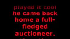 auctioneer song - YouTube