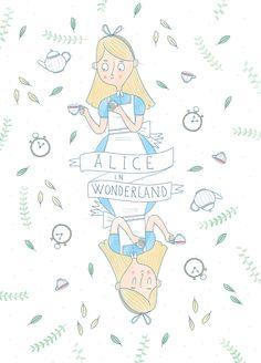 Alice au pays des merveilles - Draw On Monday #26