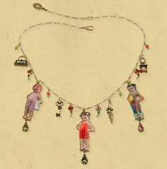 Michal Negrin - out there, but in a good way. :)