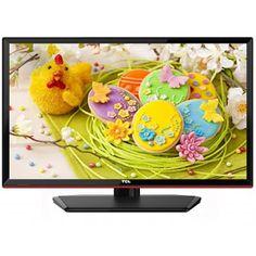 Siêu Thi Thành Đô phân phối tivi các loại: Tivi led TCL 24D2700 phù hợp cho không gian nhỏ hẹ...