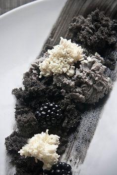 Black Sesame Dessert