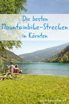 Rund 40 Trails und ein Streckennetz von rund 3000 km machen das Mountainbiken in Kärnten zum Vergnügen. Etliche Bikeparks mit Übungsparcours und Trails in verschiedenen Schwierigkeitsstufen werden genauso geboten wie familienfreundliche Touren zwischen den Kärntner Seen.  Hier kannst du sie entdecken!  #visitcarinthia #itsmylife #lakebike #nockbike #kärnten #mtb #biking #flowtrail Mtb Trails, Austria, Mountains, Link, Nature, Travel, Bike Rides, Riding Bikes, Summer Vacations