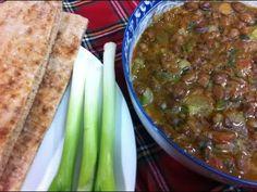 طريقة عمل الفول بالخلطة How to make Stir Fried Fava Beans