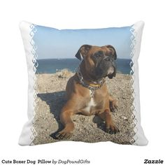 Cute Boxer Dog  Pillow Follow the link to see this product on Zazzle! @zazzle #dog #dogs #dogstuff #dogpin #pet #pets #animals #animal #fun #buy #shop #shopping #sale #gift #dogowner #dogmom #dogdad #apartment #apartmentgoals #apartmenttherapy #home #decor #homedecor #bedroom #apartmenttherapy #throw #pillows #throwpillows #pillow