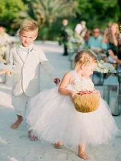 Bloemenmeisjes « Huwelijk