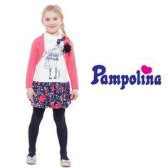 Pampolina'lı kızımız ne kadar da sevimli değil mi? :))