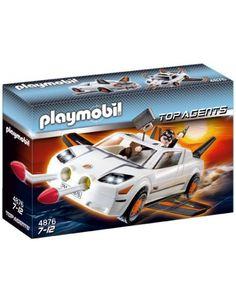 Playmobil Top Agents Secret Agent Super Racer