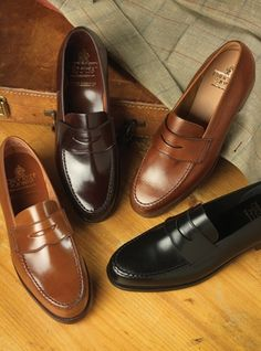 The Harvard Loafer