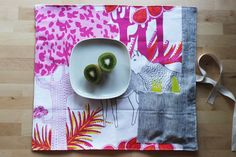 Picnic roll placemat travel placemat roll placemat.