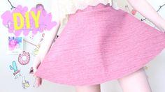 Learn how to make a circle/skater skirt in vinyl  ¡Aprenda a hacer una falda círcular en vinil!  English: https://youtu.be/dE9olMwxdpI Español: https://youtu.be/w74EErxaZj4