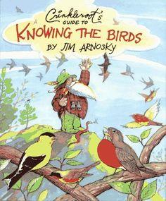 Crinkleroot's Guide to Knowing the Birds by Jim Arnosky,http://www.amazon.com/dp/0027058573/ref=cm_sw_r_pi_dp_tFaqtb0A55V2J8V4