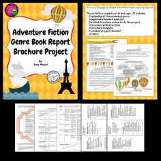 fantasy book report project For this book project, you will be reading a science fiction or a fantasy book then you will be writing a critique of your book, which includes listing the title, author, and number of pages, as well as writing a brief summary of your book and rating your book from one to five stars, with an explanation of your rating.