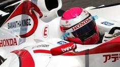 Franck Montagny en Formule E avec Andretti