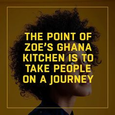 If you haven't seen it - there's a great piece in @foodismuk on me and @ghanakitchen and why I love championing food from across Africa! Also available online - give it a google xx