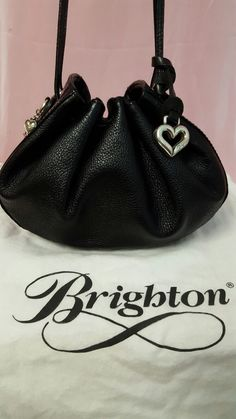 A very uniquely designed drawstring closure croco and pebbled leather purse. Perfect for a night out. Brighton Purses, Brighton Handbags, Pebbled Leather, Purses And Handbags, Leather Purses, Bucket Bag, Night Out, Fashion, Moda