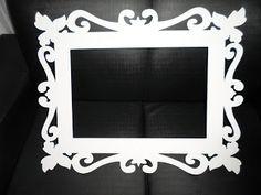 Artesanatos Juliana: Molduras para Espelho Provençal Quem quiser adquirir é só acessar minha loja virtual: www.elo7.com.br/artesanatosjuliana