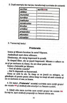 201944440 carti-culegere-de-exercitii-si-texte-gramaticale-clasele-1-… School Lessons, Classroom, Education, Rome, Class Room, Onderwijs, Learning