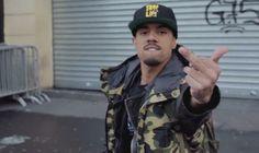 Video: Vic Mensa in Paris