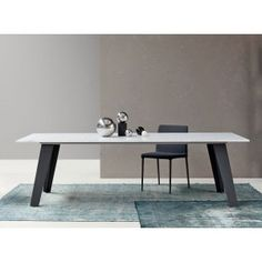Welded Dining Table, Bonaldo Italy