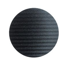 Italian Black and Gray Ombre Textural Button - 44L/28mm