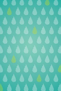 {Freebie} iPhone Wallpapers | fellowfellow ... like the idea of a repeating design willed with a specified pattern