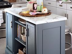 Diy Kitchen Island  Check Out How To Create A Your Own Island Out Enchanting Build Your Own Kitchen Cabinets Design Inspiration