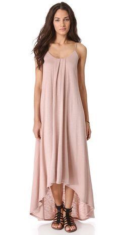 Lanston Hi Lo Maxi Dress | SHOPBOP