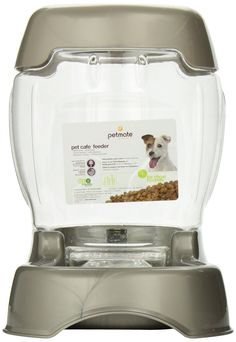 Petmate Pet Cafe Feeder - 3 lbs >>> You can find out more details at the link of the image.