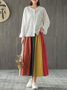 9e8c253cad 74 Best Linen skirt images in 2019 | Boho fashion, Costume Design ...