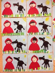 Preschool Books, Book Activities, Preschool Activities, Learning Websites For Kids, Fairy Tale Crafts, Art For Kids, Crafts For Kids, Traditional Tales, Album Jeunesse