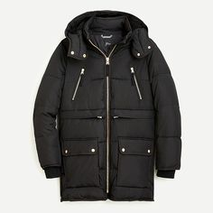 Chateau Puffer Jacket Spring Jackets, Winter Jackets, Crew Clothing, Sherpa Lined, Outerwear Women, Puffer Jackets, Vest Jacket, Cashmere Sweaters, Coats For Women