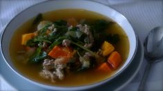 Gluten-Free power of the greens turkey soup, low cal, low fat and super healthy! http://www.glutenfreerecipes-simple.com/#!power-of-the-greens-turkey-soup/c1g12