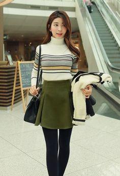 Sonata Skirt | Korean Fashion