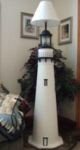 Lighthouse Floor Lamps - Lighthouse Man